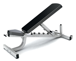 Matrix G1-FW153 Adjustable Inline Bench
