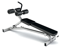 Matrix G1-FW152 Adjustable Decline Bench
